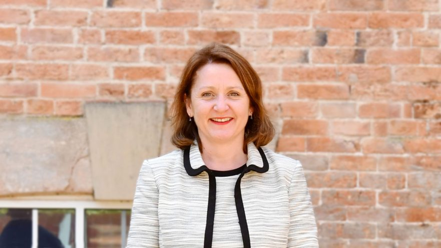 JCB Academy Principal - Mrs J McGuirk